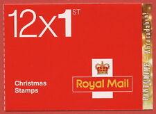 Lx36 2008 12 x 1st 'Abra' Christmas Folded Booklet