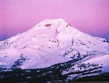 (10142) Postcard - Cascades Volcanoes - South Sister, Oregon
