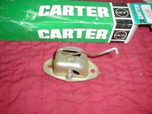 NOS MOPAR 1970-1 CARTER 318 2 BARREL CHOKE UNIT DODGE TRUCKS