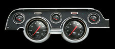 classic instruments ford mustang 67 68 gauge cluster new hot rod series