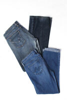 AG Citizens of Humanity Womens Straight Leg Jeans Size 29 30 Lot of 2