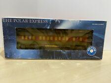 Lionel The Polar Express Observation Train Passenger Car 6-25102