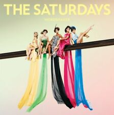 Wordshaker by The Saturdays (CD, Oct-2009, Fascination)