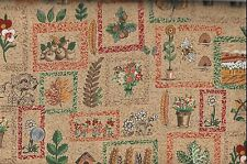Autumn Spirit By Springs 100%  Cotton Quilting, Sewing Art By the Yard OOP
