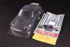 Tamiya 51543 1/10 RC Car Martini Porsche 911 Carrera RSR Body Parts Set Sp1543