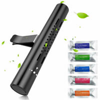Car Air Freshener Perfume Fragrance Sticks for Car Air Vent Freshener Diffuser