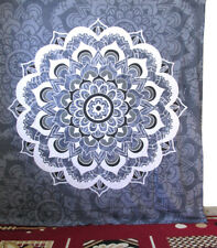Large Indian Mandala Wall Hanging Tapestry Hippie Bedspread Gypsy Blanket Throw