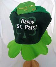St. Patrick's Day Irish Ireland Halloween Leprechaun Costume Shamrock Top Hat