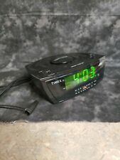 Timex T227Bq Large led Display Alarm Clock Radio Mp3 Line-In cable with 3.5 plug