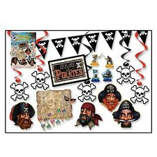 Beistle Company 201064 Pirate Party Kit