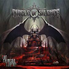 CIRCLE OF SILENCE - The Crimson Throne - CD - 4028466109811