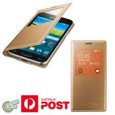 Genuine Original Samsung SM-G800S Galaxy S5 mini Duos SVIEW S-VIEW Cover Case