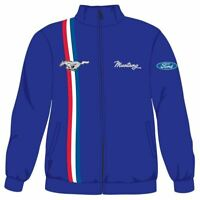 Kids Mustang Wool Jacket With Hood Reversible! Coolest Youth Jacket EVER!