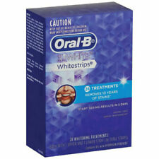 Oral-B 3D White Whitestrips Treatment - Pack of 28