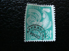 FRANCE - timbre yvert et tellier preoblitere n° 114 (sans gomme) (A20) stamp (Z)