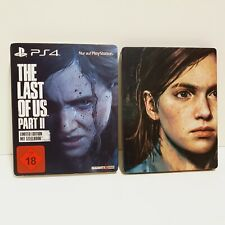 The Last of Us Part II - Steelbook Edition (PlayStation 4, 2020) USK 18 SEHR GUT