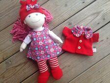 Ropa + juboncito para muñecas haba Friends talla 30 cm Lilli ITB Florentine