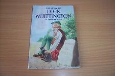 LADYBIRD BOOK THE STORY OF DICK WHITTINGTON  2/6 NET DUST/JACKET
