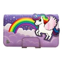 Unicorn - 2DS XL Open and Play Protective Carry Case with Game Storage