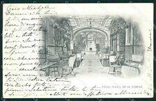 Napoli Città Hotel Isotta cartolina XB4326