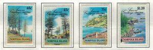 Norfolk Island, Scott 529 - 532 in MNH Condition