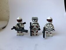 Lego Star Wars - Custom Clone Trooper - Jek, Thire, Rys - S1 Ep1 Ambush