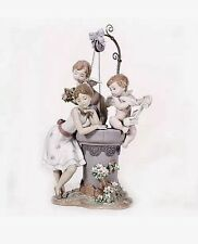 New In Box Lladro 7556 May My Wish Come True # 78/500 Juan I Aliena & Ramon Pla