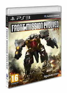 Front Mission Evolved PS3 PLAYSTATION 3 Square Enix