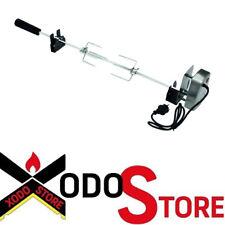 Kit girarrosto elettrico 100 cm per bbq SUNDAY - occasione barbecue spiedo