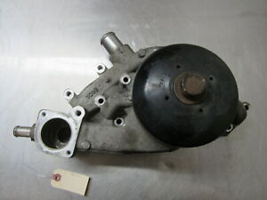 71L120 ENGINE COOLANT WATER PUMP 2007 CHEVROLET SILVERADO 1500 5.3