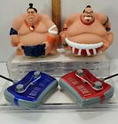 SUMO WRESTLING REMOTE CONTROL TOY MERCHSOURCE Sumo King Wrestling working