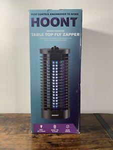 Hoont Pest Control Engineered To Work Indoor Or Outdoor Table Top Fly Zapper
