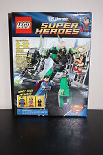 Lego DC Universe Super Heroes 6862 Superman vs Power Armor Lex 207 Pcs