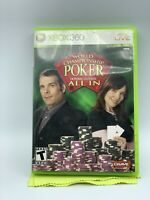 "World Championship Poker: Featuring Howard Lederer ""All In"" (Microsoft Xbox 360,"