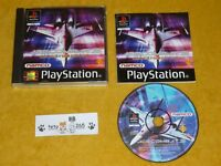 ACECOMBAT 3 ELECTROSPHERE  Sony PS1 PS2 PSX Playstation 1 ACE COMBAT