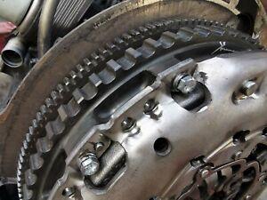 2013 Renault Megane RS 2L Turbo - XTREME Solid flywheel - clutch kit press plate