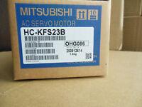 fast ship MITSUBISHI SERVO MOTOR HC-KFS23B FREE EXPEDITED SHIPPING HCKFS23B NEW