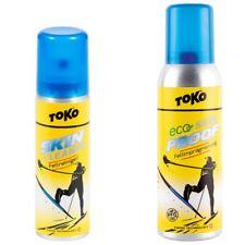 Toko Fellpflege-Set: Skin Cleaner / Reiniger & Eco Skin Proof / Imprägnierung