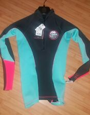 Rip Curl Wetsuit Jacket womens size 8