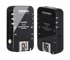 YONGNUO Wireless ETTL Flash Trigger YN622C High-speed Sync HSS 1/8000