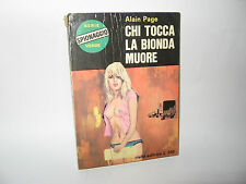 CHI TOCCA LA BIONDA MUORE - A.Page [Rialta 1967]