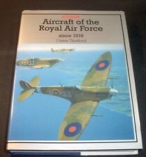 Aeronautica Aviation Aircraft of the Royal Air Force since 1918 ed. 1995 Putnam