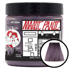 Amethyst Ashes Manic Panic 4 Oz Hair Dye Vegan Color