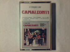 CAMALEONTI Il meglio dei mc cassette k7 LUCIO BATTISTI RARISSIMA NUOVA UNPLAYED!