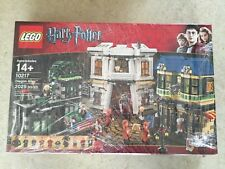 HARRY POTTER LEGO SET - DIAGON ALLEY #10217 brand new IN BOX