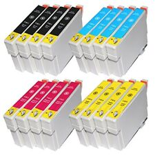 16x Cartridges for Epson Expression Home XP-312 XP-402 XP-405 XP-412 XP-415 with