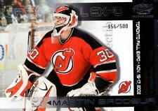 2002 Pacific Toronto Fall Expo Redemption #6 Martin Brodeur, Mike Richter