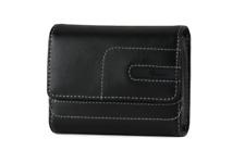 Genuine Real Leather Lowepro Portofino 20 Compact camera case - BLACK