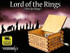 Lord of the rings Herr der Ringe Spieluhr Musicbox Neu Fanartikel Hobbit Gollum