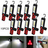LED Magnetic Work Light Car COB Inspection Lamp Garage Hand Torch Portable